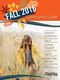 Fall 2016 Community Guide by Town of Okotoks - issuu