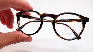 Oliver Peoples Gregory Peck OV 5186 Eyeglasses Review & Unboxing - YouTube