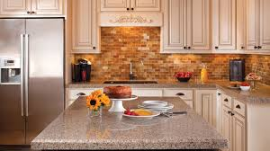 image result for almond kitchen cabinets with almond