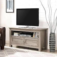 sound bar shelf view a larger image of walker inch stand with soundbar shelf driftwood tv