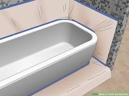 image titled paint the bathtub step 14