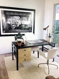 home office simple neat. This Wonderful Hollywood Hills Home Has It All. Office Simple Neat