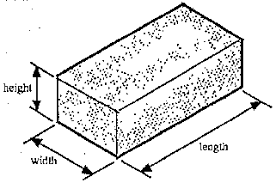 size of a brick village level brickmaking standardization size