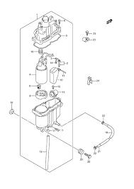 fig 9 fuel vapor separator suzuki df 140 parts listings s n Suzuki Dt150 Fuel Diagram 9 fuel vapor separator suzuki df 140 parts listings\u003cbr\u003e suzuki dt 150 fuel pump
