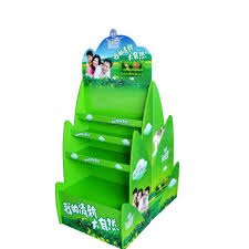 Retail Product Display Stands retail product display stands Customized Round Cardboard POS 41