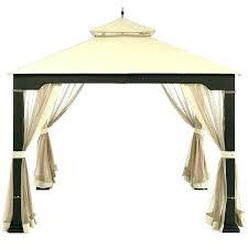 hampton bay gazebo replacement canopy grill 52 plus white ceiling fan 10 x 12 instructions hampton bay gazebo 2 tier canopy