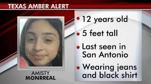 AMBER ALERT: San Antonio police looking ...