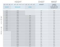 English Laundry Size Chart Lorenzo Bruno Mens 2 Button 3 Piece Slim Fit Suit Ts62kr