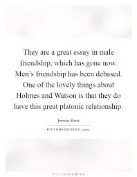 Quotes About Male Friendship Platonic Relationship Quotes Sayings Platonic Relationship 43