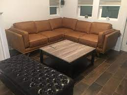 Some tables and ottomans i'm considering (paired with a grey sofa): We Got This Couch For Our Living Room And I Need Help Finding The Perfect Coffee Table To Go With It What Shape Of Table Would Look Good With It Websites And