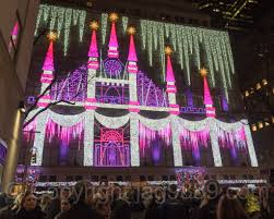 Saks Fifth Avenue Light Show 2016 Schedule Saks Fifth Avenue Holiday Light Show New York City Flickr