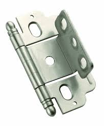 3 8 Offset Cabinet Hinges Amerock Pk3180tbg10 Full Inset Partial Wrap Ball Tip Hinge With