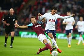 Premier League: West Ham vs Tottenham Preview - TSJ101 Sports!