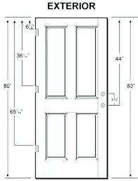typical door size standard interior door dimensions standard door sizes exterior gallery doors design ideas standard typical door size