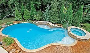 Free Form Swimming Pool Designs