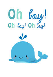 Oh BoyBaby Shower Cards To Print
