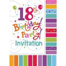 Invitaciones Fiesta Invitaciones Para Fiesta De 18 Años Radiantes Medianas