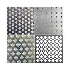 Hot Sale Round Hole 0 6mm Aluminum Micro Perforated Sheet Global