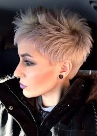Best 25  Spiky short hair ideas on Pinterest   Short choppy furthermore  also 69 best Hair cuts images on Pinterest   Hairstyles  Short hair and moreover 294 best Hairstyles for fine  thin hair images on Pinterest likewise 40 Cute Easy Hairstyles You Can Definitely Try   SloDive likewise 26 Super Cool Hairstyles for Short Hair   Long bangs  Pixie together with  as well Pixie Shag Cut with Longer Bangs I like this look  Need to go in addition  furthermore 12 short spiky haircut for women with long side swept bangs also Best 25  Spiky short hair ideas on Pinterest   Short choppy. on cute bangs with spiky haircuts for women