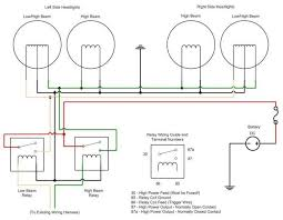 5 pin bosch relay wiring diagram wiring diagram relay wiring diagram 5 pole auto schematic