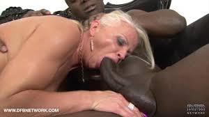 Grandma hairy pussy masturbates fucks black man cock on GotPorn.