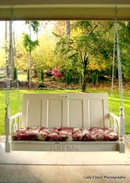 Diy Porch Swing 20 Effortless Porch Swing Ideas Building Utmost Beautiful And