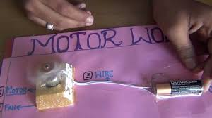 science projects by class students how motor works science projects by class 8 students 07 how motor works