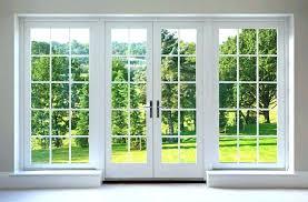 trex decking sliding glass doors