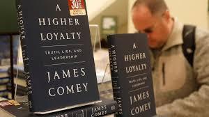 「ジェームズ・コミーが執筆した暴露本」の画像検索結果