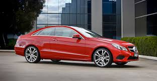 E-Class Coupe and Convertible Reviewed by Car Advice - autoevolution