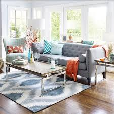 urban decor furniture. Ideas Urban Home Decor For Small House The Carmichael Sofa With Tangerine Dream Colour Story Accents Furniture T