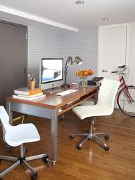 hgtv office design. A Multi-Purpose Workspace - Small Space Decorating: Solutions For The Bedroom And Home Office On HGTV Hgtv Design C