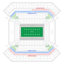Buccaneers Stadium Seating Chart Giants Stadium View Online Charts Collection