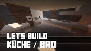 Minecraft Möbel Tutorial Moderne Küche Bad Haus Nr 11 Avec Luxus