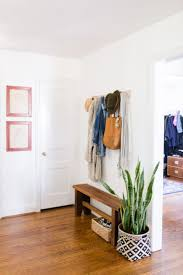 Apartment:Rustic Coat Rack On Entryway Best Fit For Small Apartment Entryway  Ideas Wooden Flooring