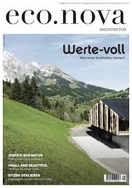 Econova Spezial Architektur 2016 By Econova Verlags Gmbh