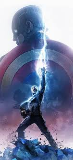 Captain America iPhone 11 Wallpapers ...