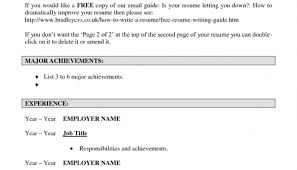 How To Do Your Resume Online For Free