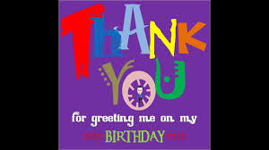 Thanks Quotes For Birthday Wishes 80 Images In Collection Page 1