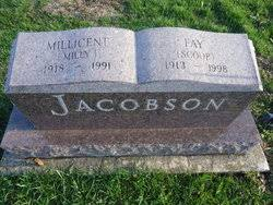 """Millicent """"Millie"""" Matthes Jacobson (1918-1991) - Find A Grave Memorial"""