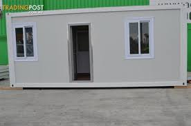 Cabins Donga Flat Portable Office Relocatable Office For