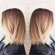 Hairstyle Ombre straightlongbobhaircutbluntmediumhairstylesblondeombre 6260 by stevesalt.us