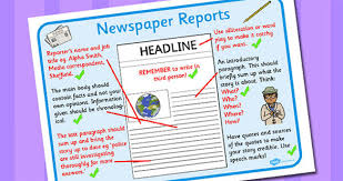 Creating A Newspaper Template 6 Newspaper Report Templates Word Pdf Apple Pages