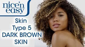 Best Hair Colour For Dark Brown