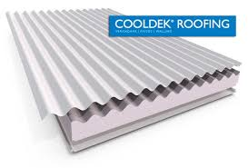 cooldek insulated patio roof panels