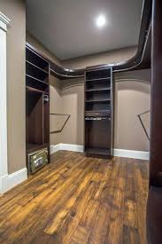 built in safe custom walk in closet with curved shelves and rods with built in safe build safe room