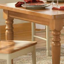 all wood dining tables