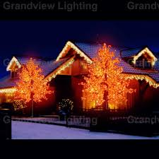 Musical Outdoor Christmas Lights Led Outdoor Waterproof Led Cherry Blossom Musical Christmas
