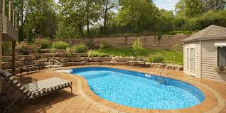 Backyard Pool Designs Landscaping Pools Mesmerizing Assessing Backyard Elevation Pools Spas Patios