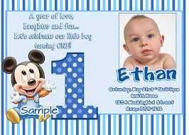 1st Birthday Invitation Card Matter Happy Birthday Wishes